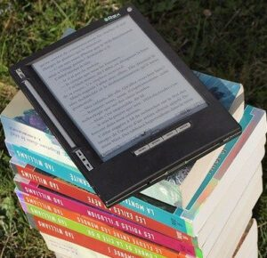 e-reader e-books