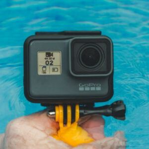 Waterproof Digital Camera